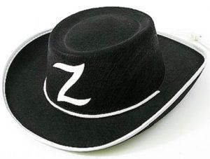 Kapelusz Zorro - 5 PLN